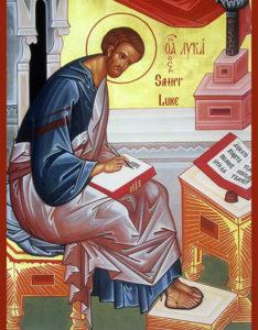 icon-st-luke-the-evangelist