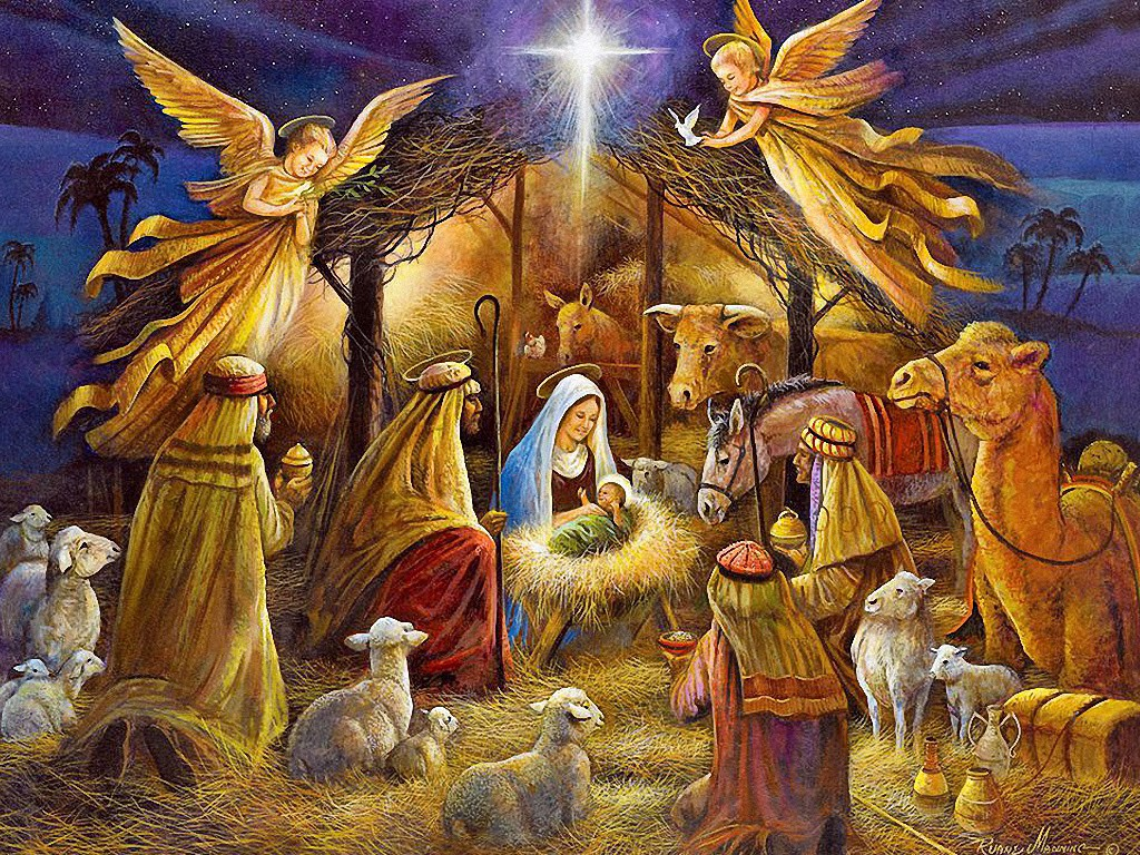 day 7 september 14 the birth of our lord jesus christ by the